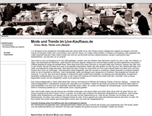 Tablet Preview of live-kaufhaus.de